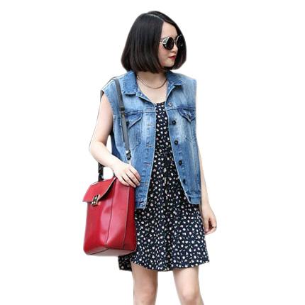 1425 3 Tha hồ đổi khác style cùng với áo khoác nữ Hàn Quốc