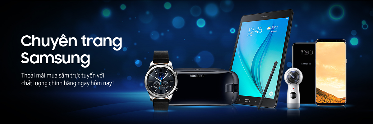 Chuyên Trang Samsung